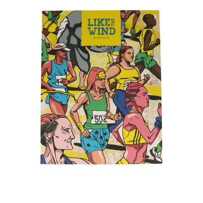 Like the Wind Running Magazine Issue #18-Runster