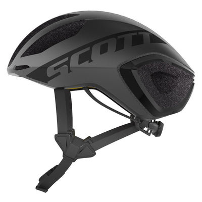 Scott Cadence Plus Helmet Black-Runster