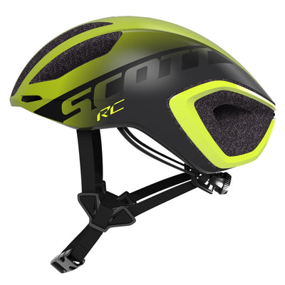 Scott Cadence Plus Helmet Yellow RC Dark Grey-Runster