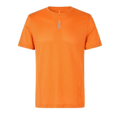 Fe226 TEM DryRun T-Shirt Herren Burnt Orange-Runster
