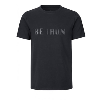 Fe226 Be Iron T-Shirt Herren Anthracite-Runster