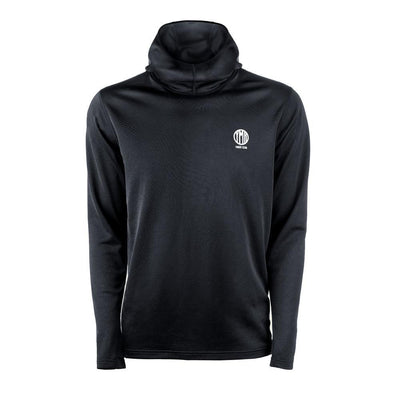 YMR Track Club Åsunden Men's Hoodie Black-Runster