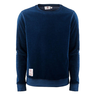 YMR Track Club 1984 Plush Sweatshirt Navy-Runster