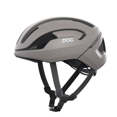 POC Omne Air SPIN Rennradhelm Moonstone Grey Matt-Runster