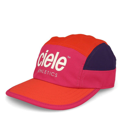 Ciele Athletics GOCap SC Athletics Chaka Pink Blue Orange-Runster