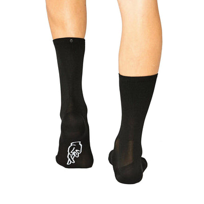 Fingerscrossed Classic Socks Black-Runster