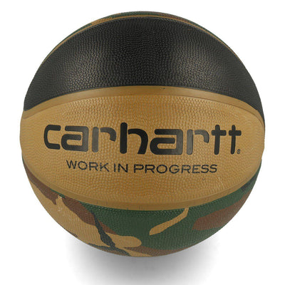 Carhartt WIP Valiant 4 Basketball Camo Laurel Black Air Force Grey-Runster