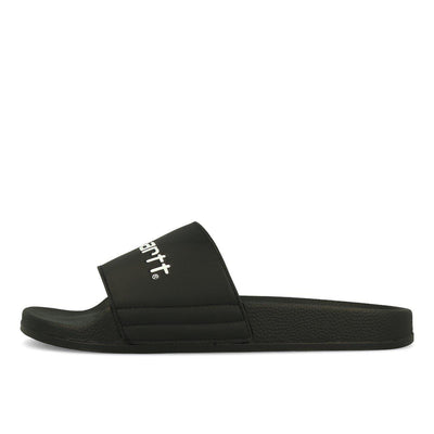 Carhartt WIP Slipper Black White-Runster