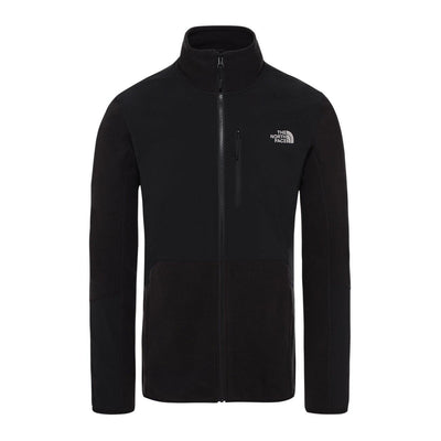 The North Face M Glacier Pro Full Zip TNF Black TNF Black-Runster