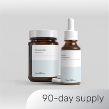 Load image into Gallery viewer, Best Self w/ Finasteride & 5% Minoxidil (generic Rogaine) - 90-day supply