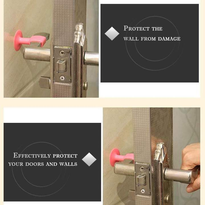 Anti-collision Door Handle (5pcs)