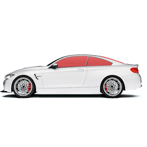 Tint Full Coupe - XPEL PRIME