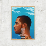Drake Nothing was the Same Album Cover Print