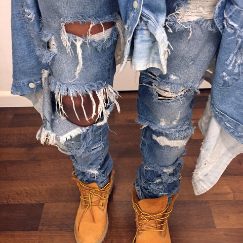 Distressed Denim 3.0 (Unisex)