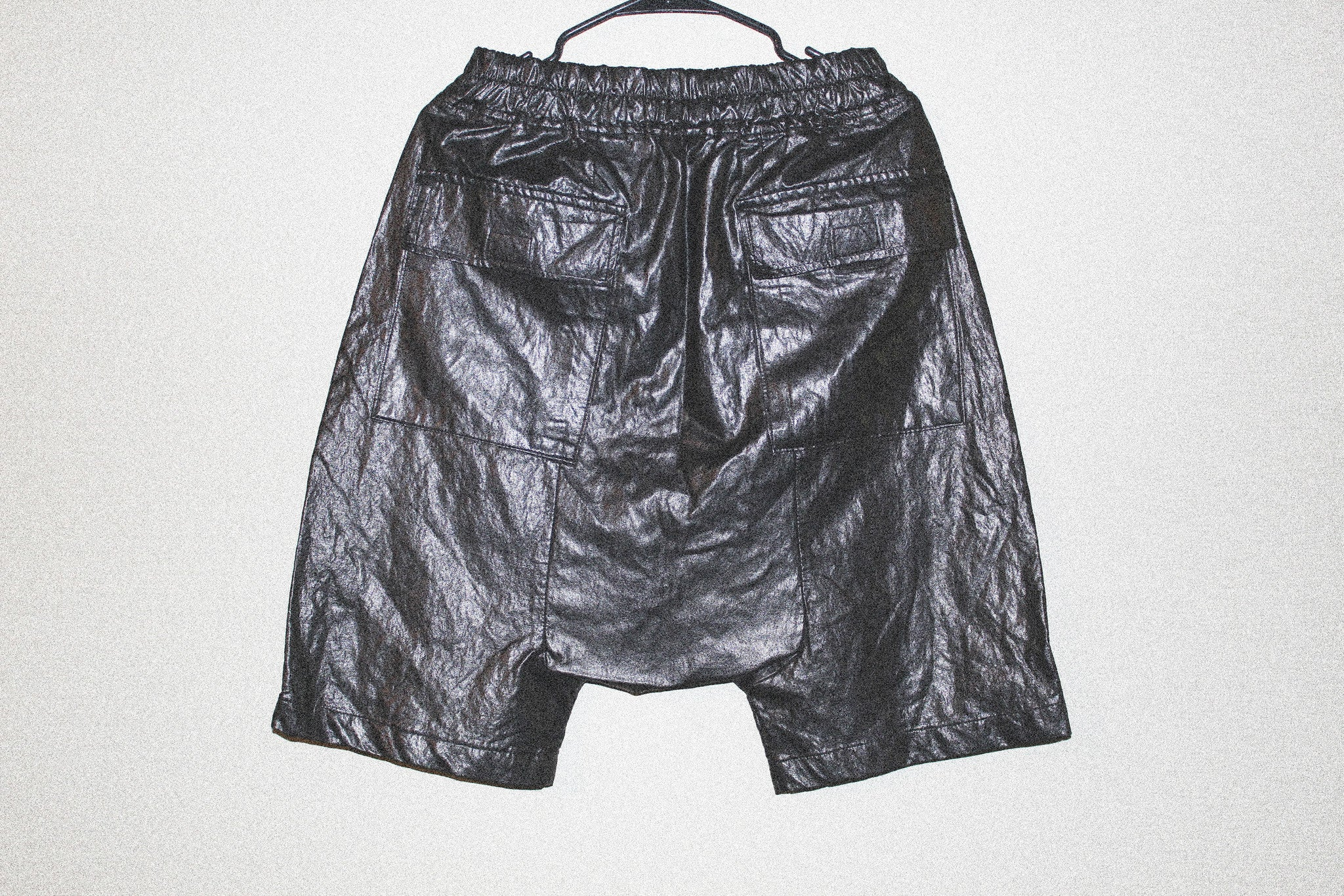 TZUL JP Leather Shorts