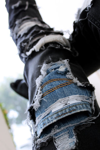 TZUL Dr. Strange Distressed Denim II