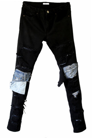 TZUL Dr. Strange Distressed Denim