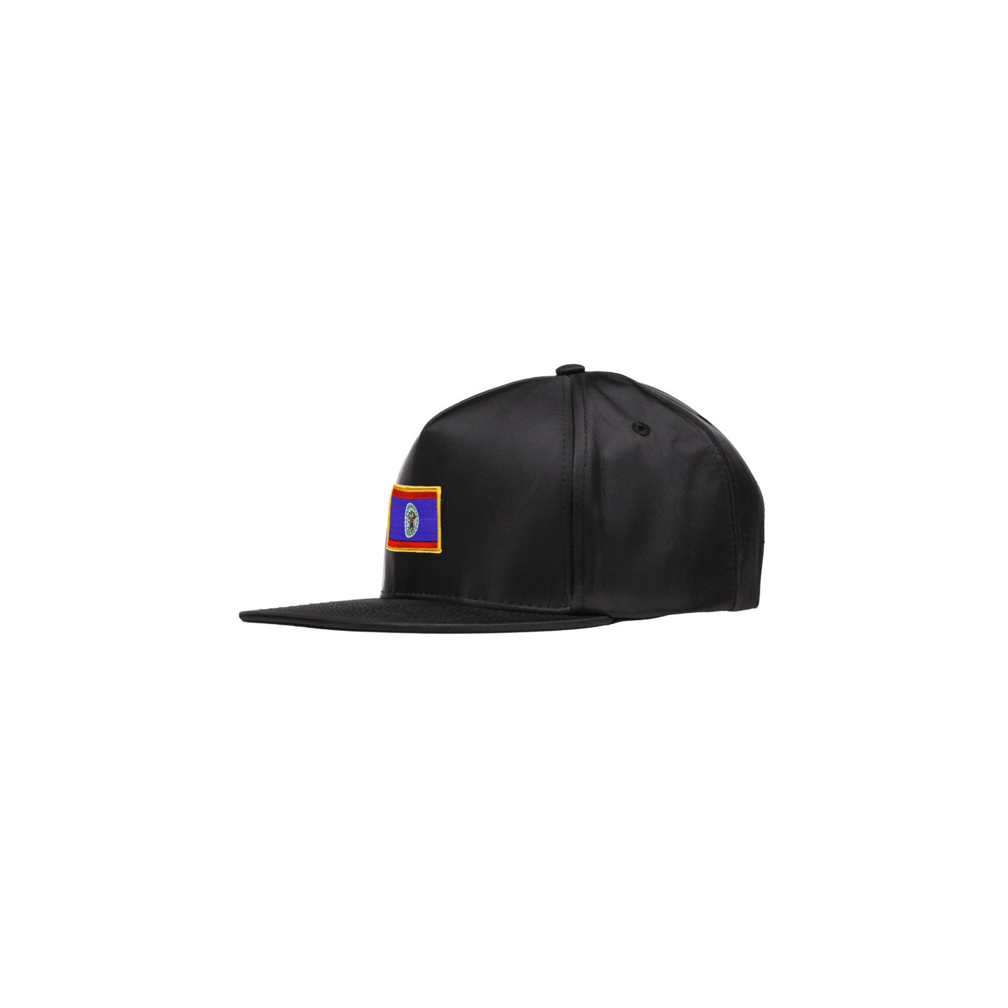 TZUL Snap Back Hat (Satin) with Embroidered Detail