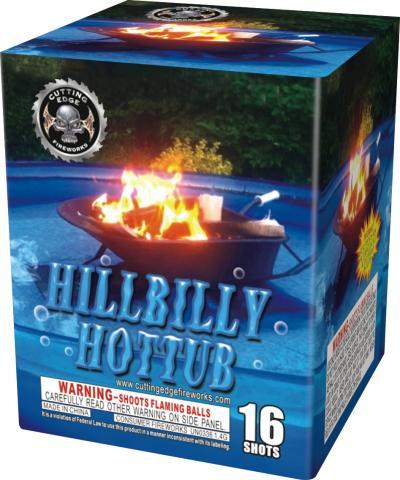 Hillbilly Hot Tub