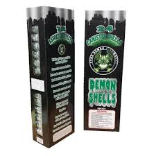 Demon Shells 24 pack canister shells