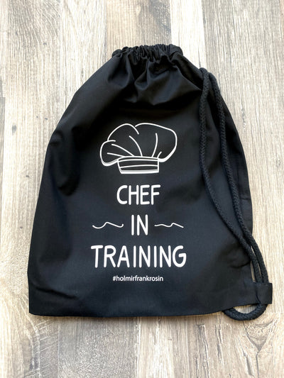 "Gymbag "" Chef in Training """