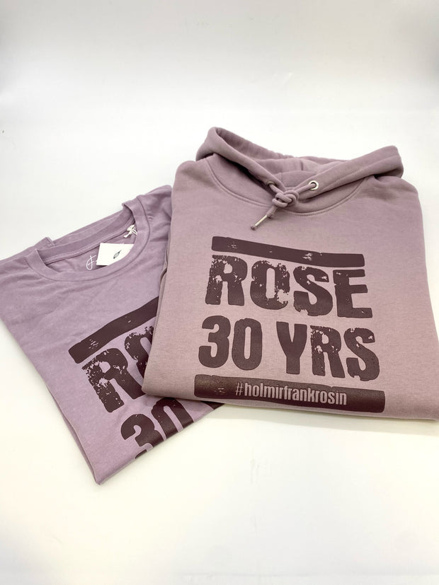 30 YRS Rose Set Mauve
