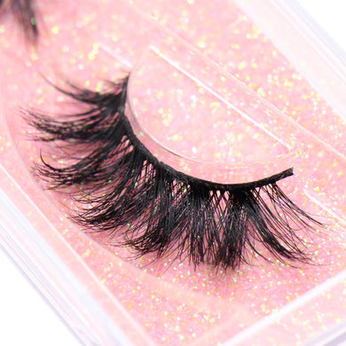 Makeup Mink Eyelashes 100% Cruelty free Handmade 3D Mink Lashes Full Strip Lashes Soft False Eyelashes Makeup Lashes - Mshop Store