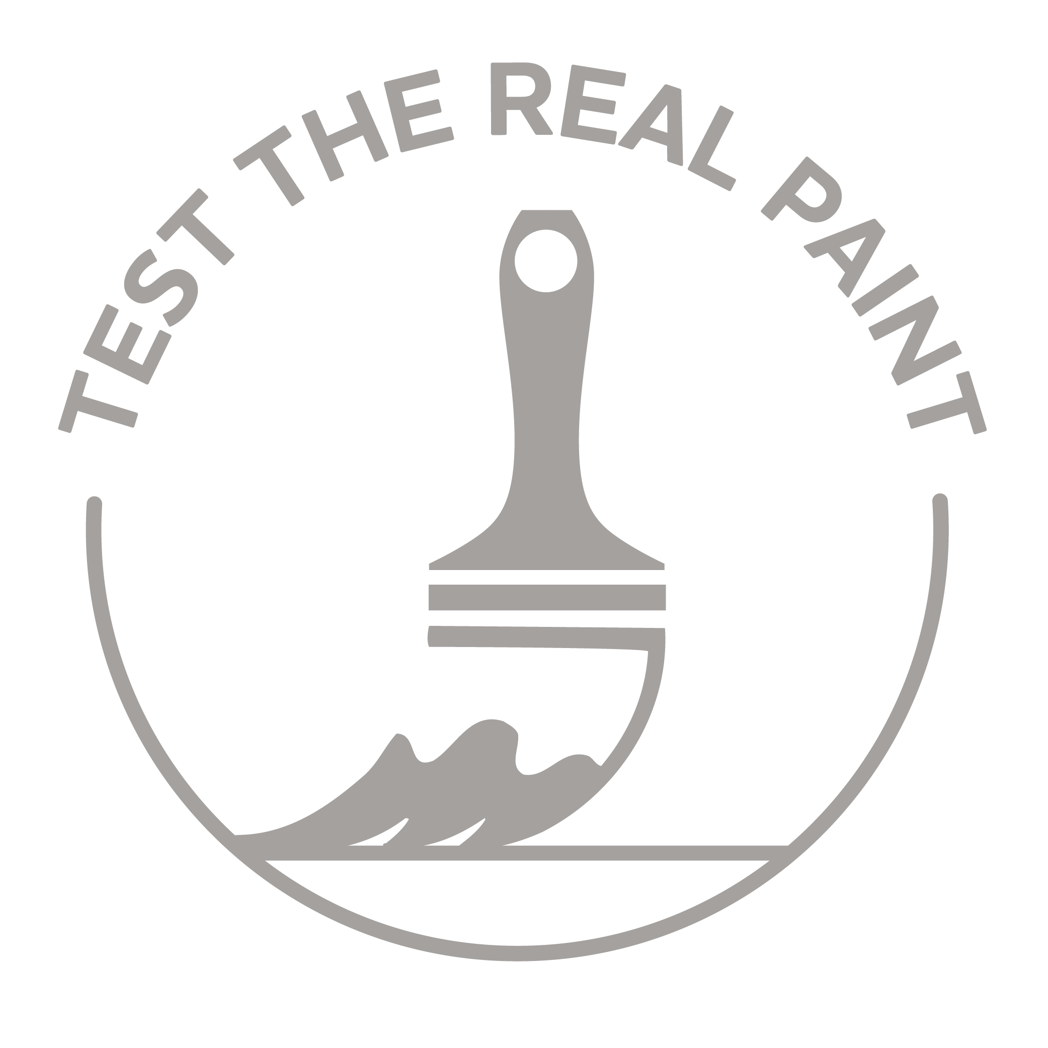 Test The Real Paint