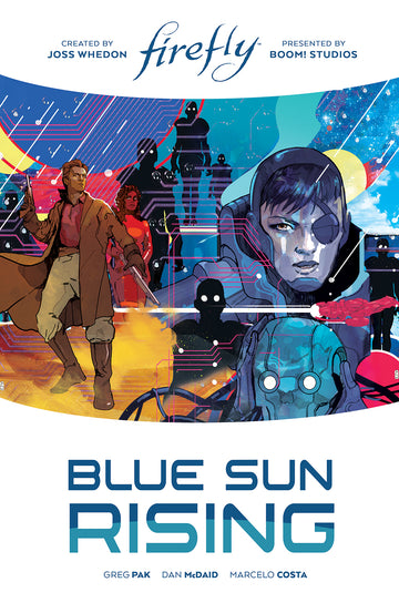 Firefly: Blue Sun Rising Limited Edition
