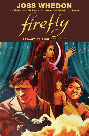 Firefly: Legacy Edition Book 1
