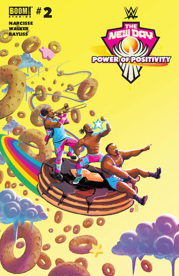 WWE The New Day: Power of Positivity #2