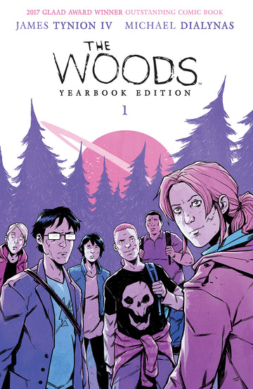 The Woods Yearbook Edition Book 1