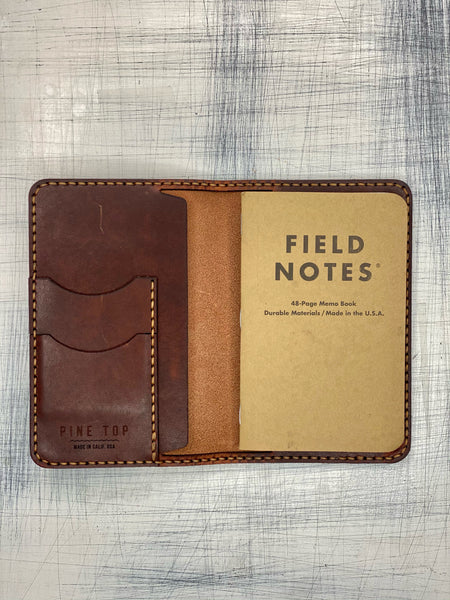 PINE TOP - Field Note Travel Journal