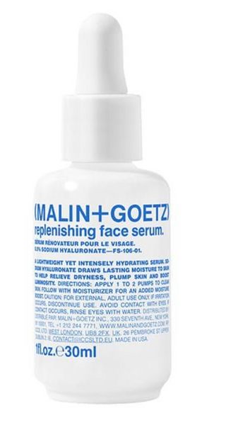 MALIN + GOETZ - replenishing face serum