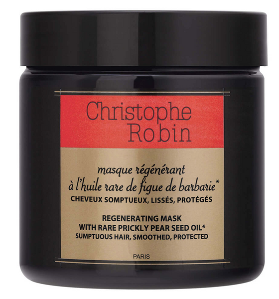CHRISTOPHE ROBIN - Regenerating Mask with Prickly Pear Oil