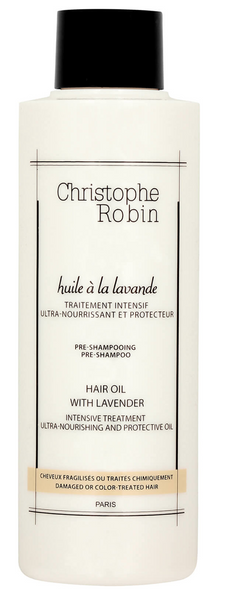 CHRISTOPHE ROBIN - Hair Oil with Lavender