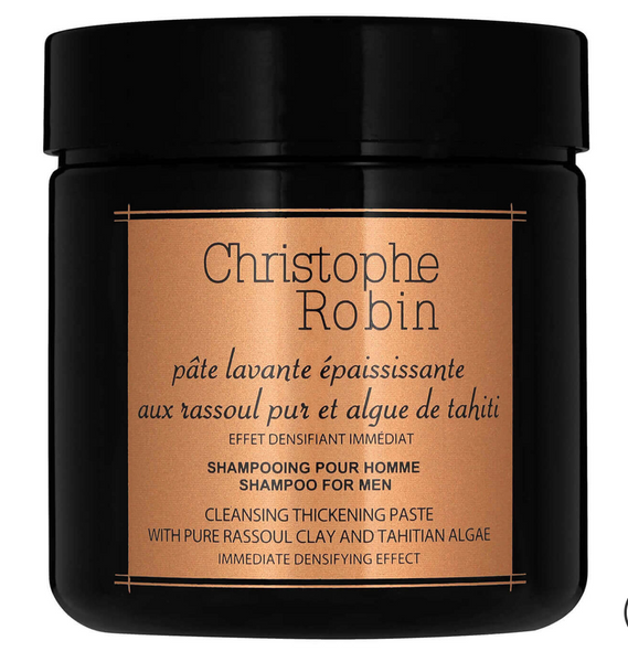 CHRISTOPHE ROBIN - Paste with Pure Rassoul Clay And Tahitian Algae