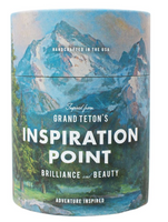 Grand Teton's INSPIRATION POINT