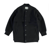 GIRLS OF DUST - G.o.D College Jacket Golf Wool Navy