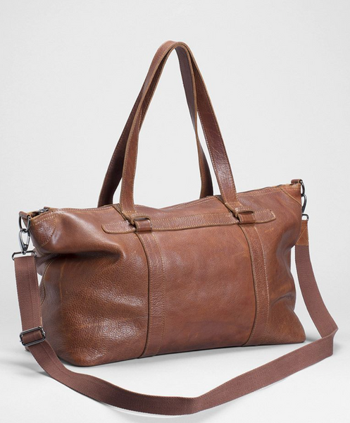 ELK - MAND OVERNIGHT BAG (TAN)