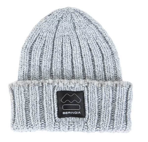 BERINGIA - Kodiak Knit Hat (Light Gray)