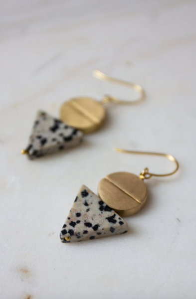 OCEANNE - Reflection Earrings
