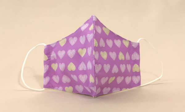 Itty Bitty Mask for Kids (Sweet Hearts)