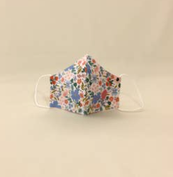 Itty Bitty Mask for Kids (Whimsy Floral)