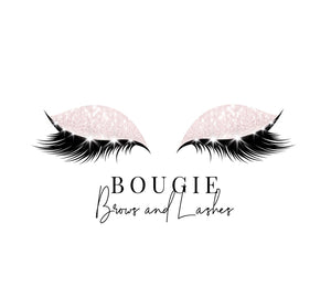 Bougie Brows and Lashes