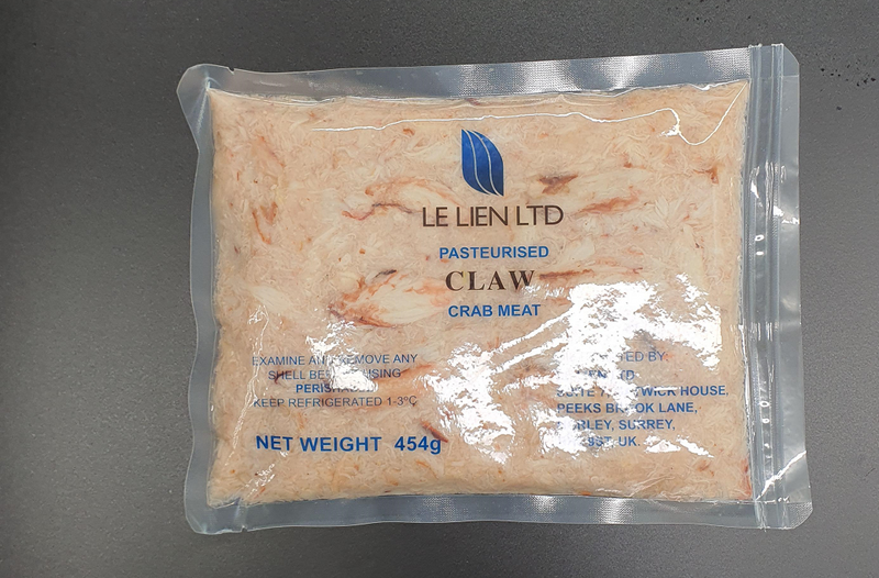 Crab Claw Meat 454G CHILLED