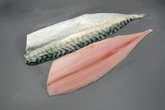 Mackerel Fillets, 2 x 75-80G