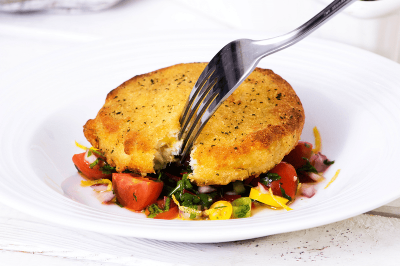Fishcakes  Smoked Haddock and Mozzarella  4 x 115G FROZEN