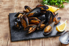 Mussels LIVE 2KG