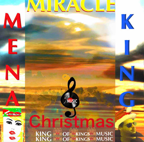 Miracle Christmas by Mena and King